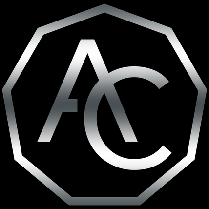 The Alpha Complex logo